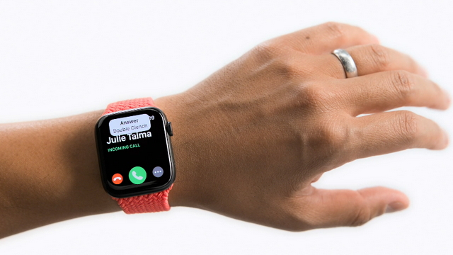 AssistiveTouch for Apple Watch - watchOS feature