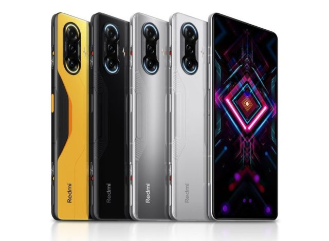 Poco F3 GT will be a rebranded Redmi K40 Gaming Edition