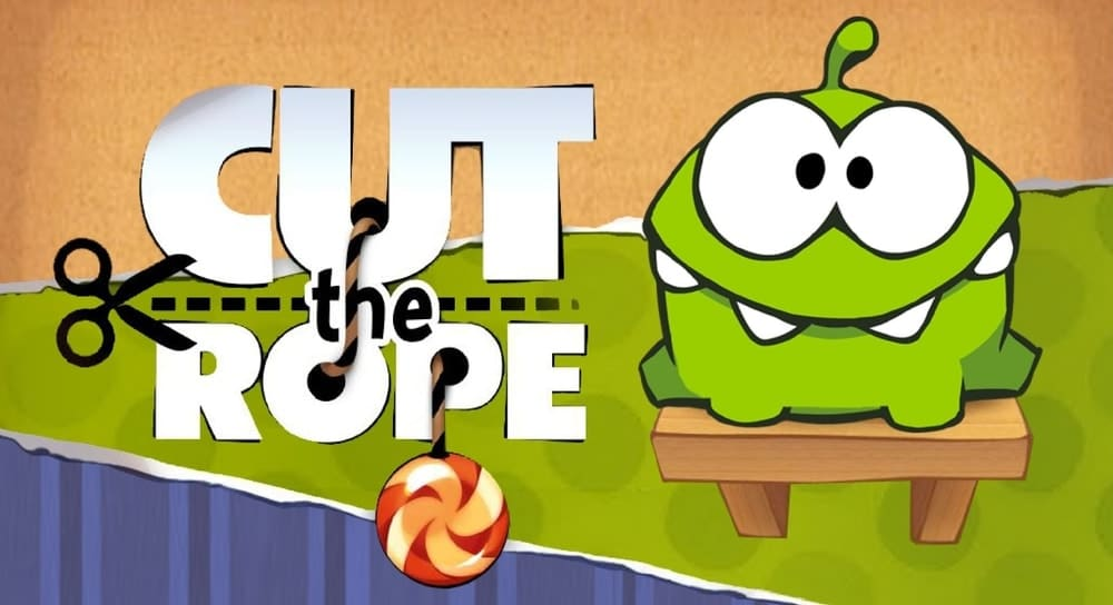 Cut the Rope _ Free Online Browser Game