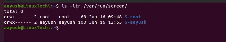 Owners-Screen-Session-Linux