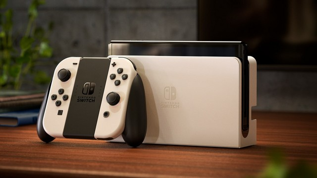 Nintendo Switch OLED With a Bigger Display, Improved Audio Launched - steam deck vs nintendo switch