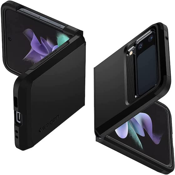 Spigen Tough Armor - 12 Best Galaxy Z Flip 3 Cases and Covers You Can Buy
