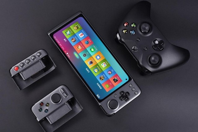 GPD Might Launch an Android-Based Modular Handheld Console for Mobile Games