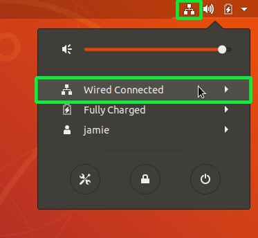 Wired Connected